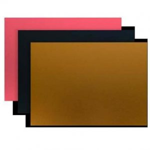 Curio 5 in. x 7 in. Metal Etching Sheets