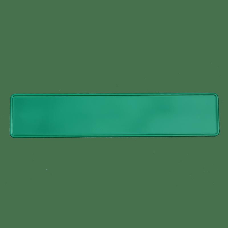 kentekenplaten kleuren