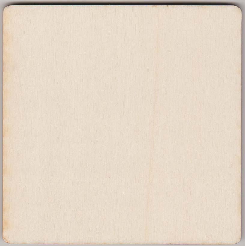 Houten kaarten