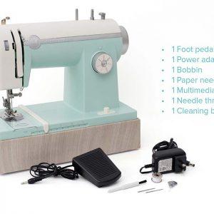 Multi media naaimachine (De Multi media naaimachine wordt alleen op bestelling geleverd)