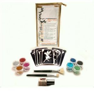 Glitter Tattoos Sets