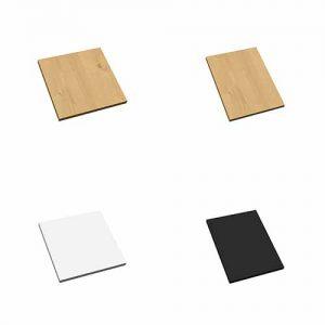 Houten borden en planken