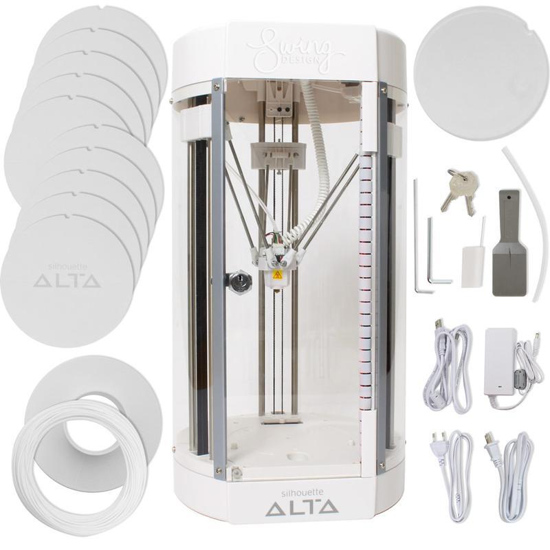 Silhouette Alta 3D printer (Op Voorraad)