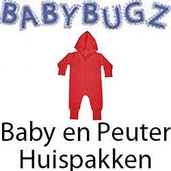 Baby en Peuter Huispakken Vóór maandag besteld, worden woensdag geleverd