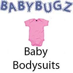 Baby Bodysuits Vóór maandag besteld, worden woensdag geleverd