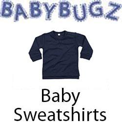 Baby Sweatshirts Vóór maandag besteld, worden woensdag geleverd