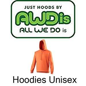 Hoodies Unisex Voor maandag besteld, worden woensdag geleverd