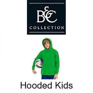 B420B Hooded /kids Vóór maandag besteld, worden woensdag geleverd