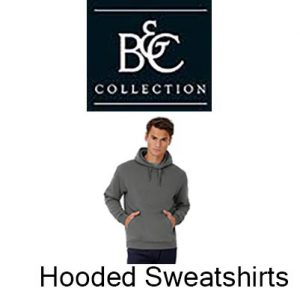 BA420 Hooded Sweatshirt Vóór maandag besteld, worden woensdag geleverd