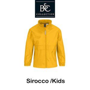B601B B&C Sirocco Kids Jacks Vóór maandag besteld, worden woensdag geleverd