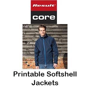 R231M Printable Softshell Jackets Vóór maandag besteld, worden woensdag geleverd