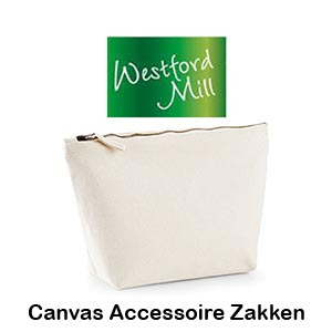 WM540 Canvas Accessoire Zakken Vóór maandag besteld, worden woensdag geleverd