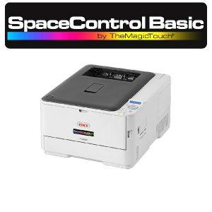 OKI C332 kleurenprinter met toebehoren