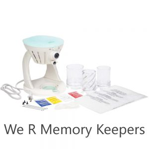We R Memory Keepers Kaarsen maken