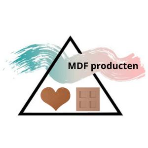 MDF producten