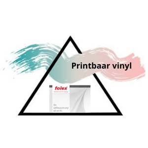 Printbaar vinyl inkjet