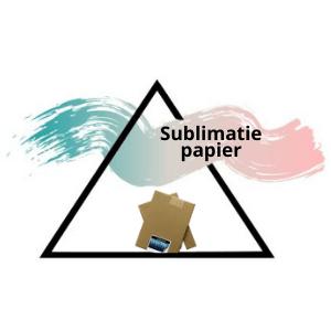 Sublimatie papier